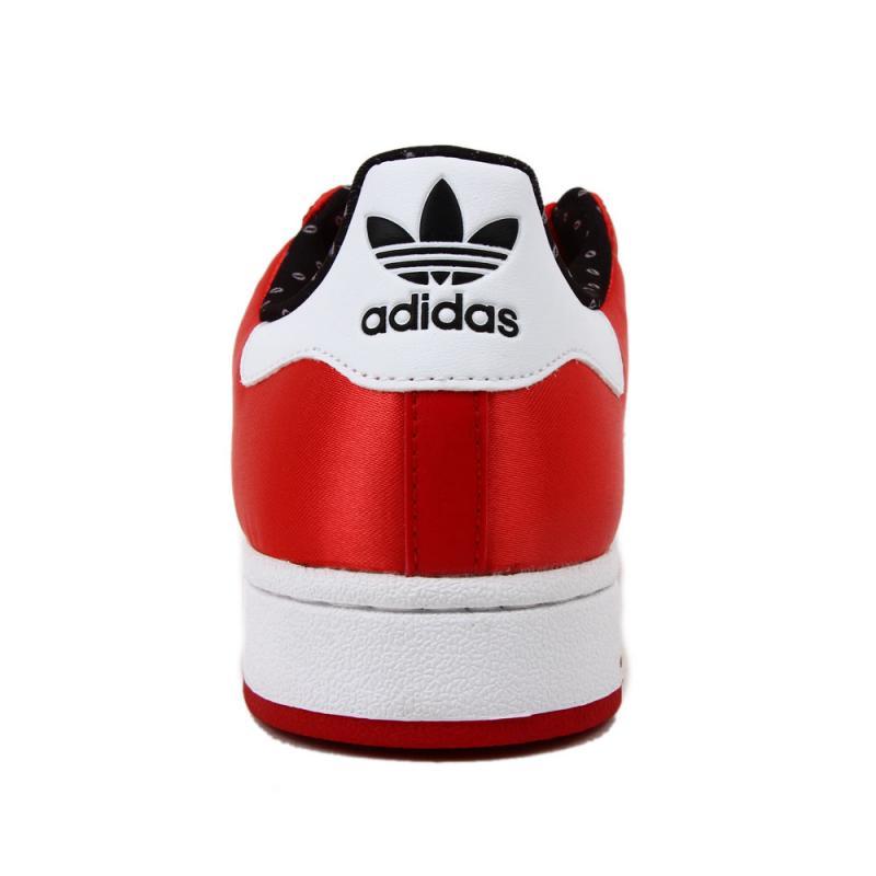 阿迪达斯adidas三叶草女鞋板鞋 q23589