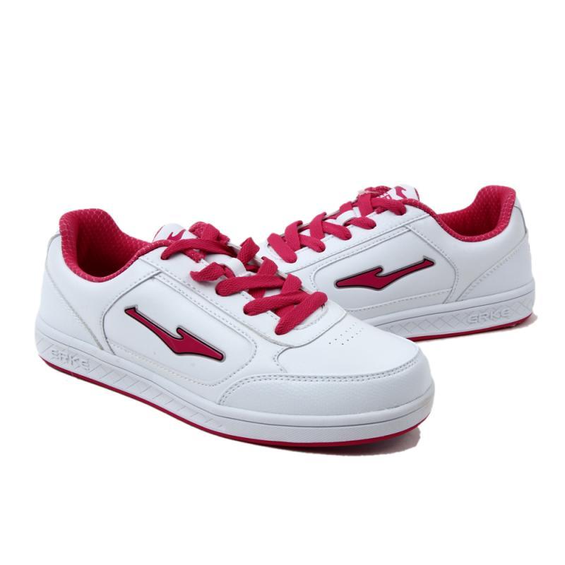 鸿星尔克erke女鞋滑板鞋-12112401115-001