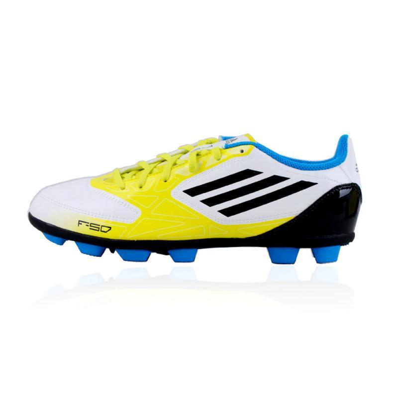 adidas阿迪达斯12年新款男子 F5 TRX HG 足球鞋V21412