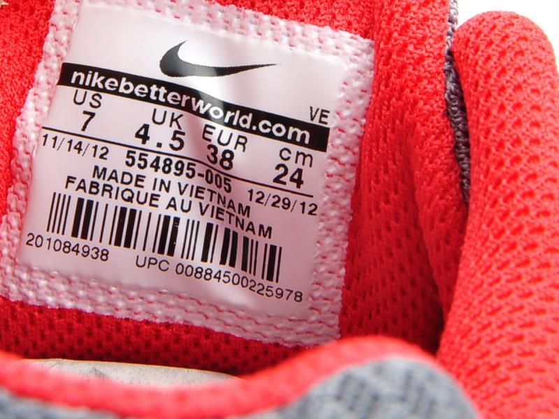 耐克 跑步鞋/Nike耐克13年夏季女式跑步鞋/554895/005
