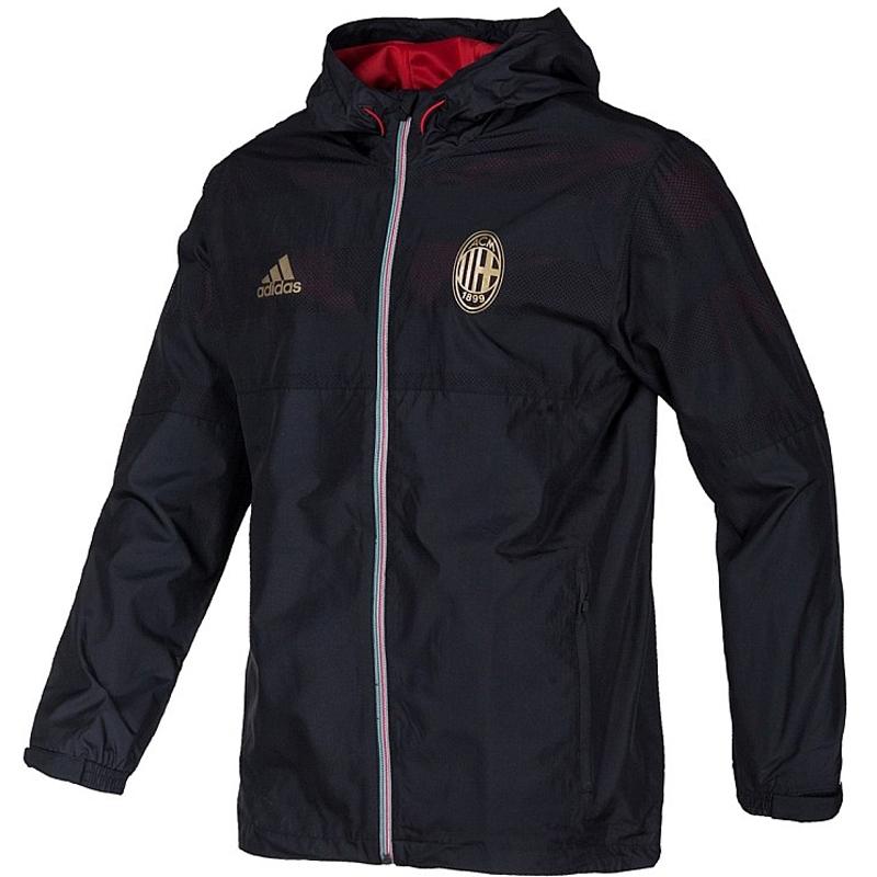 阿迪达斯adidas男装梭织夹克 g71796
